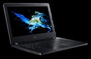 Ноутбук Acer TMP214-52-38T5 TravelMate  14.0'' FHD(1920x1080) nonGLARE/Intel Core i3-10110U 2.10GHz Dual/4 GB+256GB SSD/Integrated/WiFi/BT5.0/1 MP/SD,SDXC,SDHC/Fingerprint/3cell/1,63 kg/W10Pro/3Y/BLACK