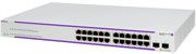 Коммутатор Alcatel-Lucent Ent Коммутатор OS2220-P24: WebSmart Gigabit standalone chassis in 1RU size. Includes 24 PoE  RJ-45 10/100/1G BaseT and  2xSFP ports, AC supply (190W PoE budget), EU power cord and user guides.