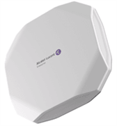 Точка доступа сети wi-fi Alcatel-Lucent Ent Точка доступа сети wi-fi OmniAccess Stellar Indoor AP1321. Dual radio 5GHz 4x4:4 / 2.4GHz 2x2:2 802.11ax, integrated omni antenna. 1x1 scanning radio and BLE radio. 1x 2.5GbE, 1x 1GbE, USB, 48V DC. AP mount orde