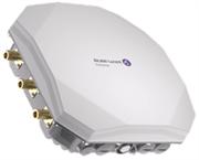 Точка доступа сети wi-fi Alcatel-Lucent Ent Точка доступа сети wi-fi OmniAccess Stellar Outdoor AP1361. Dual radio 5GHz 4x4:4 / 2.4GHz 2x2:2 802.11ax, integrated omni. 1x1 scanning radio and BLE radio. 2.5GbE, 1GbE, 1GbE SFP, USB, 48V DC. AP mount order s