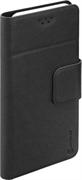 """Чехол Anycase (флип-кейс) DEPPA Anycase Wallet, для универсальный 5.5-6.5"""", черный"""