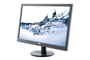 Монитор жидкокристаллический AOC Монитор LCD 24'' [16:9] 1920х1080 TN, nonGLARE, 250cd/m2, H170°/V160°, 20М:1, 1ms, VGA, DVI, HDMI, Tilt, Speakers, 3Y, Black