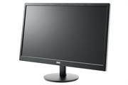 Монитор жидкокристаллический AOC Монитор LCD 23.6'' [16:9] 1920х1080(FHD) MVA, nonGLARE, 250cd/m2, H178°/V178°, 3000:1, 50M:1, 16.7M, 5ms, VGA, DVI, Tilt, 3Y, Black
