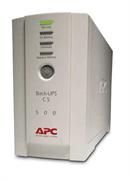 Источник бесперебойного питания APC Back-UPS CS, OffLine, 500VA / 300W, Tower, IEC, USB