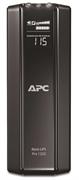 Источник бесперебойного питания APC Back-UPS Pro, Line-Interactive, 1200VA / 720W, Tower, IEC, LCD, Serial+USB
