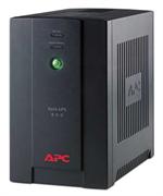 Источник бесперебойного питания APC Back-UPS BX, Line-Interactive, 800VA / 480W, Tower, Schuko, USB