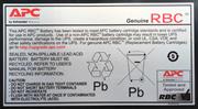 Батарея APC APC Replacement Battery Cartridge #106