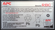 Батарея APC Battery replacement kit for SURT1000XLI, SURT2000XLI