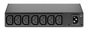 Блок распределения питания APC Rack PDU, Basic, 0U/1U, 10A, (8) C13