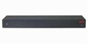 Блок распределения питания APC Rack PDU Metered 1U 12A/208V 10A/230V (8) C13