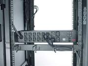 Блок распределения питания APC Rack PDU, Metered, 2U, 32A, 230V, (12) C13 & (4) C19