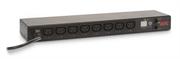 Блок распределения питания APC Rack PDU, Switched, 1U, 12A, 208/230V, (8)C13