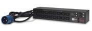 Блок распределения питания APC Rack PDU, Switched, 2U, 32A, 230V, (16)C13