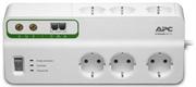 Сетевой фильтр APC APC Performance SurgeArrest 6 outlets with Phone & Coax Protection 230V Russia