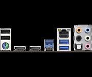 Плата материнская Asrock Asrock A320M-ITX, AM4, AMD A320, mATX, BOX