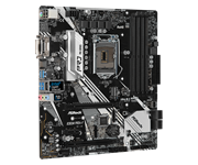 Плата материнская Asrock Asrock B365M PRO4, LGA1151, Intel B365, mATX, BOX