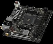 Плата материнская Asrock Asrock B450 GAMING-ITX/AC, AM4, AMD B450, Mini-ITX, BOX