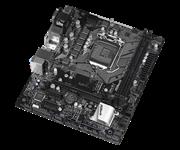 Плата материнская Asrock Asrock B460M-HDV , LGA1200, Intel B460, mATX, BOX