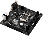 Плата материнская Asrock Asrock H310CM-HDV, LGA1151, Intel H310, mATX, BOX