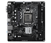 Плата материнская Asrock Asrock H410M-HVS, LGA1200, Intel H410, ATX, BOX