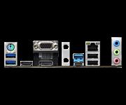 Плата материнская Asrock Asrock H470M PRO4, LGA1200, Intel H470M, mATX, BOX