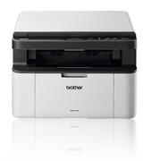 Многофункциональное устройство Brother DCP-1510R бело-черный, лазерный, A4, монохромный, ч.б. 20 стр/мин, печать 2400x600, скан. 600х1200, лоток 150 листов, USB