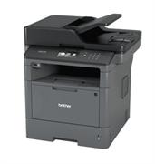 Многофункциональное устройство Brother DCP-L5500DN черный, лазерный, A4, монохромный, ч.б. 40 стр/мин, печать 1200x1200, скан. 1200x1200, лоток 250+50 листов, USB, автоматическая двусторонняя печать