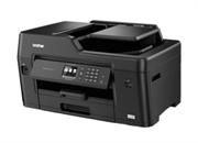 Многофункциональное устройство Brother MFC-J3530DW черный, струйный, A3, цветной, ч.б. 22 стр/мин, цвет 20 стр/мин, печать 4800x1200, скан. 1200х2400, лоток 250 листов, USB, Wi-Fi, NFC, автоматическая двусторонняя печать
