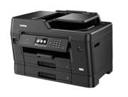 Многофункциональное устройство Brother MFC-J3930DW черный, струйный, A3, цветной, ч.б. 22 стр/мин, цвет 20 стр/мин, печать 4800x1200, скан. 1200х2400, лоток 500 листов, Wi-Fi, NFC, автоматическая двусторон. печать и сканир.