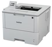 Принтер лазерный Brother HL-L6400DW белый, лазерный, A4, монохромный, ч.б. 50 стр/мин, печать 1200x1200, лоток 520+50 листов, USB, Wi-Fi, NFC, автоматическая двусторонняя печать