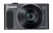 Фотоаппарат цифровой Canon PowerShot SX620 HS черный, 20Mpx CMOS, zoom 18x, оптическая стаб., 1920x1080, экран 3.0'', Wi-fi и NFC, GPS через смартфон, Li-ion