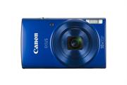 Фотоаппарат цифровой Canon IXUS 190 синий, 20Mpx CCD, zoom 20x, оптическая стаб., 1280x720/25p, экран 2.7'', Li-ion