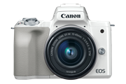 Фотоаппарат цифровой Canon M50 EF-M15-45 IS STM (White)