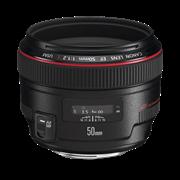 Объектив Canon EF 50 MM F1.2 L