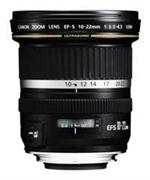 Объектив Canon EF-S 10-22 mm f/35-45 USM