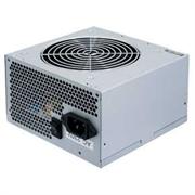 Блок питания Chieftec 500W PSU i-Arena ATX-12V V.2.3, 12cm fan, Active PFC, Efficiency 80%