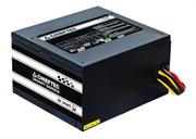 Блок питания Chieftec Блок питания 500W Smart ATX-12V V.2.3 12cm fan, Active PFC, Efficiency 80% with power cord