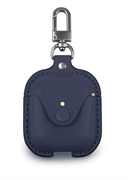 Сумка Cozistyle Leather Case for AirPods - Dark Blue