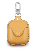 Сумка Cozistyle Leather Case for AirPods - Gold