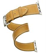 Ремешок Cozistyle Cozistyle Double tour leather watch band - Tan