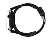 Ремешок Cozistyle Wide Leather Band for Apple Watch 42mm Black