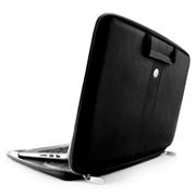 """Сумка Cozistyle SmartSleeve Leather for Macbook 16"""" Pro Black"""