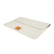 """Сумка Cozistyle Cozistyle Canvas Stand Sleeve for MacBook 16"""" Pro - Creamy White"""