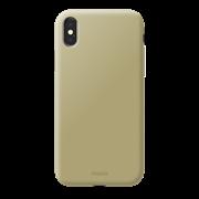 Чехол Deppa Air Case для Apple iPhone X/Xs, золотой, Deppa