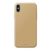 Чехол Deppa Чехол Air Case  для Apple iPhone Xs Max, золотой, Deppa