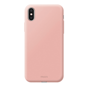 Чехол Deppa Чехол Air Case  для Apple iPhone Xs Max, розовое золото, Deppa