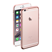 Чехол Deppa Gel Plus Case для Apple iPhone 6/6S, розовый , Deppa