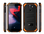 Смартфон Doogee Doogee S40 LITE Fire Orange, 5.5'' 480 x 960, 1.3GHz, 4 Core, 2GB RAM, 16GB, up to 128GB flash, 8 МП+5 МП/5Mpix, 2 Sim, 2G, 3G, BT, Wi-Fi, GPS, Micro-USB, 4650 мА·ч, Android 9.0, 238 г, 158,2 ммx79,3 ммx14,1 мм
