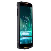 Смартфон Doogee Doogee S55 Orange, 5.5'' 18:9 1440x720, 1.5GHz, 8 Core, 4GB RAM, 64GB, up to 128GB flash, 13Mpix+8Mpix/5Mpix, 2 Sim, 2G, 3G, LTE, BT, Wi-Fi, GPS, Glonass, Micro-USB, 5500mAh, Android 8, 265g, 161.32х77.8х14.15, IP68