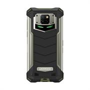 Смартфон Doogee Doogee S88 PRO Army Green, 6.3'' 1080x2340, 4x2,0GHz+4x2,1GHz, 8 Core, 6GB RAM, 128GB, up to 256GB flash, 21МП + 8МП + 8МП/16Mpix, 2 Sim, 2G, 3G, LTE, BT, Wi-Fi, NFC, GPS, Type-C, 10000 мА·ч, Android 10, 372 г, 171,6 ммx85,4 ммx18.7 мм